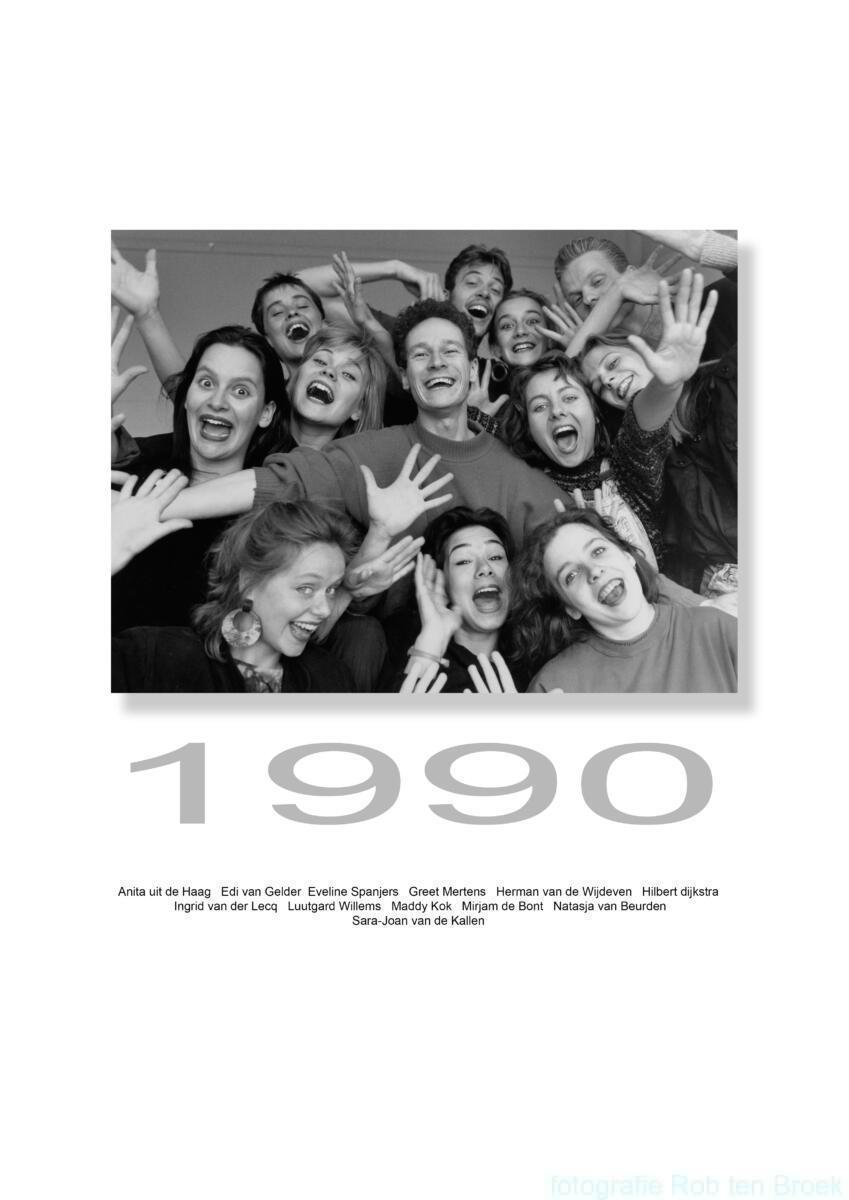 afstudeerjaar 1990